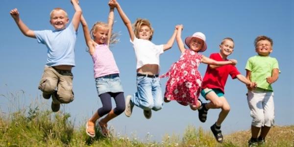 Vårterminens barn- och ungdomsverksamhet